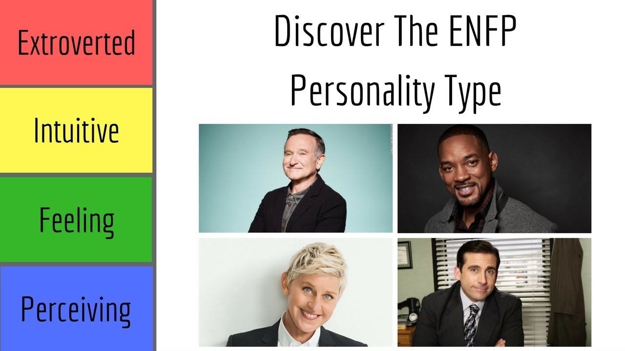 Enfp Personality Type Explained The Campaigner Youtube