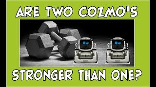 How Strong is Cozmo? | Are Two Cozmo