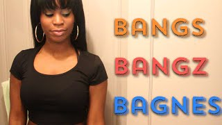 NEW HAIR: I got BANGS!! Thumbnail