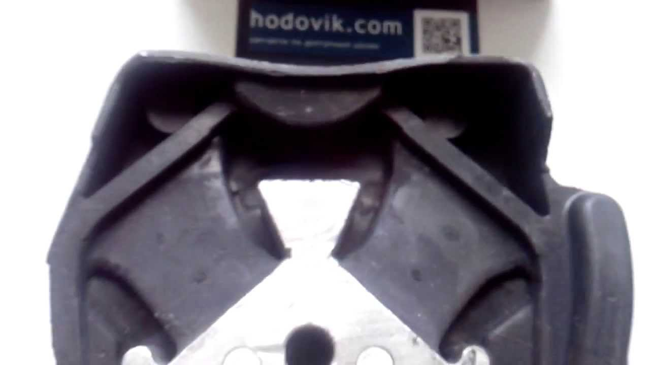 подушка двигателя а6382420313 мерседес 638 - замена