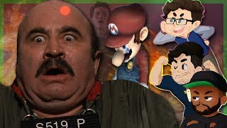 Super Mario Brothers: The WORST Video Game Movie? - The Combustibles - Austin Eruption