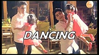 VANIA ATHABINA - Dancing With My Brother, Athalla