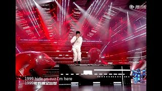 Rich Brian on NATIONAL TV in China 🇨🇳🇨🇳
