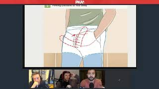 WikiHow to hide an erection - PKA