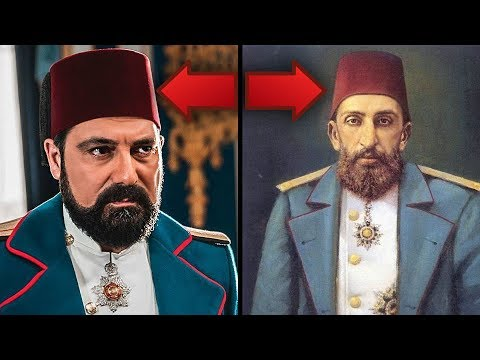 Payitaht: Abdülhamid Dizisindeki Tarihteki Gerçek Kişiler