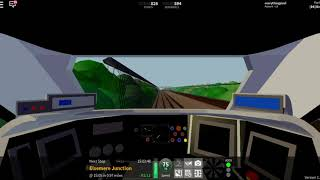 SCR (Roblox) Class 68 Drive from Stepford Central - Morganstown