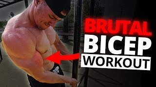 DO This Bicep Workout Finisher (Complete in 3 Minutes!!)