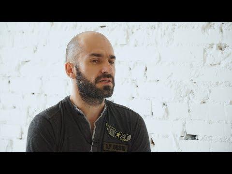 Писатель Александр Снегирёв в Кофейне ЛитРес