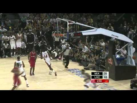 Rodney Carney dunks and Mike Miller like i told you Lebron! He is good