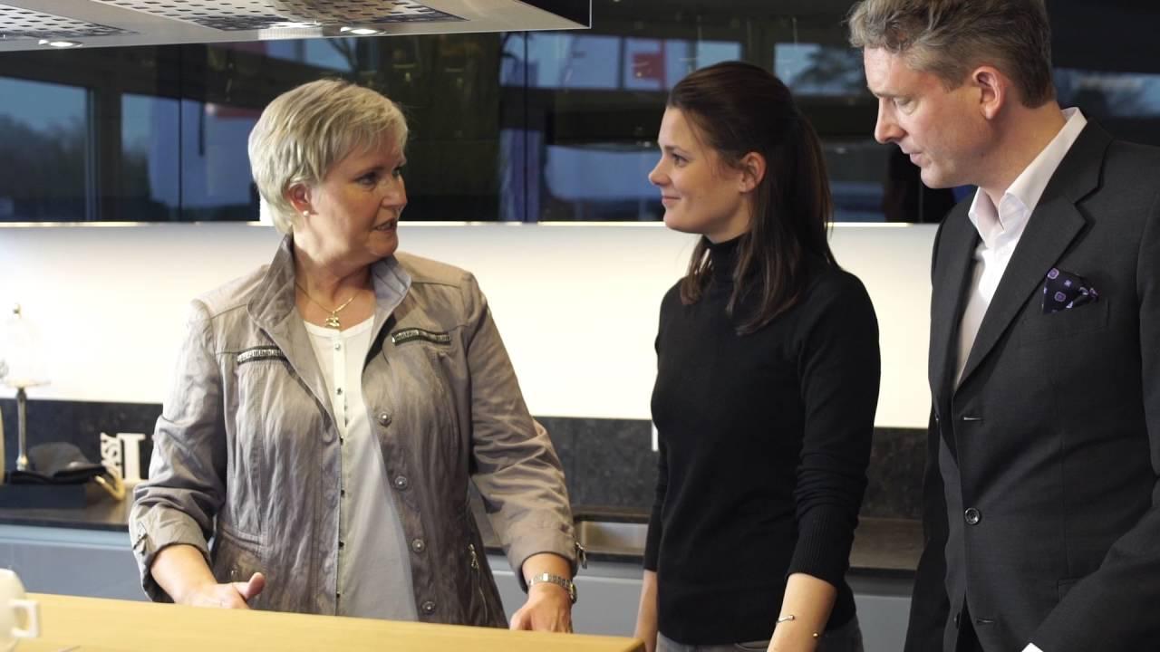 Küchenberatung zuhause  meyer KÜCHEN Video - Küchenberatung in Hamburg und Seevetal - YouTube