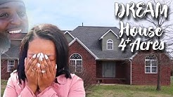 """WITHOUT TRUCKING NONE OF THIS WOULD BE POSSIBLE """"SURPRISING MY WIFE WITH A HOUSE"""" SHE STARTS CRYING"""