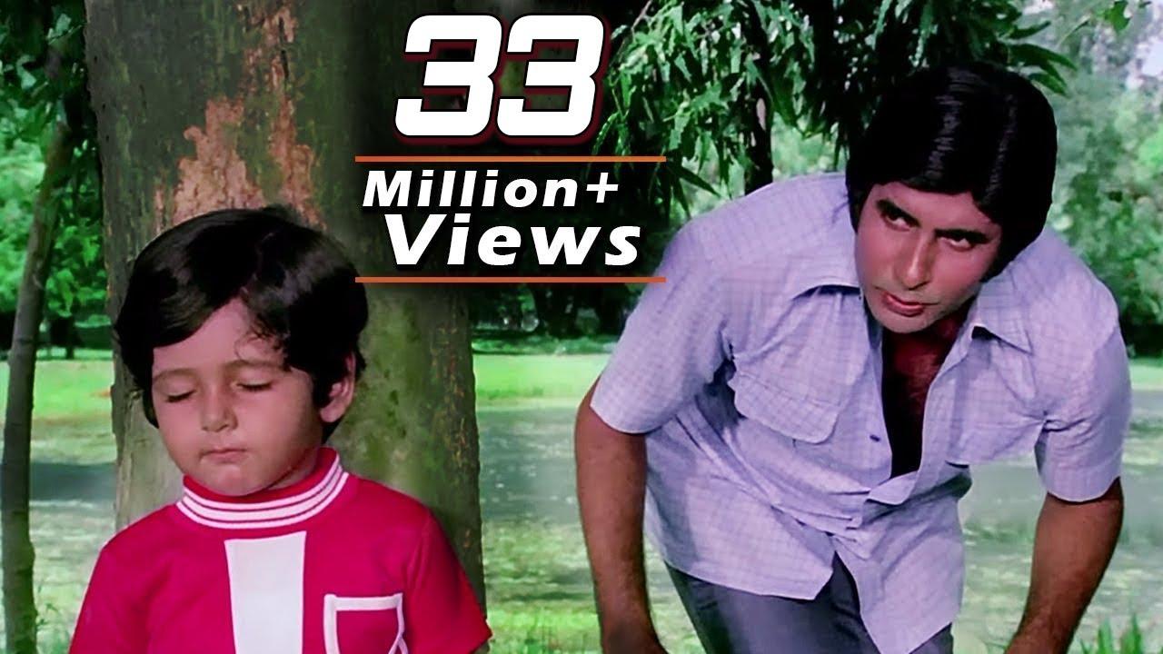 Download Luk chip Luk Chip Jaona - Amitabh Bachchan, Do Anjaane Song