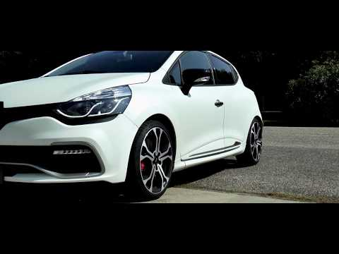 Renault Clio IV RS Trophy 220 Hp With Supersprint Full Exhaust