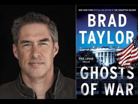 Brad Taylor Author Interview with Conservative Book Club