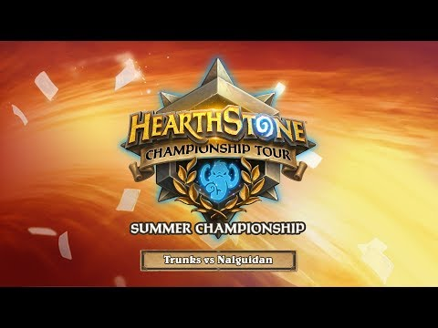 Trunks vs. Nalguidan - Group A Elimination - 2017 HCT Summer Championship