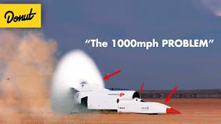 Why its impossible to drive 1000mph