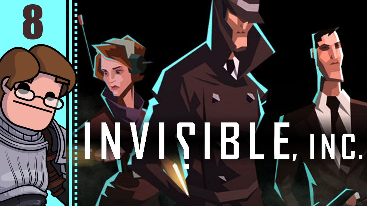 Let's Play Invisible, Inc. Part 8 – Chief Financial Suite: Access Code Chip