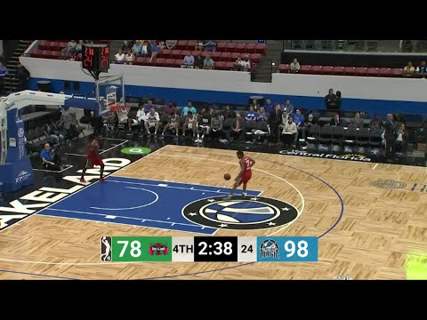 Jamel Artis (21 points) Highlights vs. Maine Red Claws