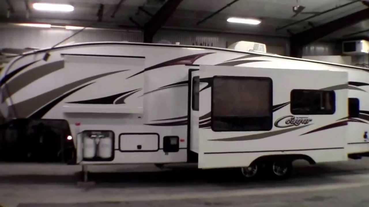 Half Ton Towable Fifth Wheels >> 2014 Cougar X Lite 28rdb Bunk House Fifth Wheel For Half Ton Truck