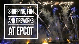 Walt Disney World & Orlando Vlog 24   Exploring Japan & Our ...