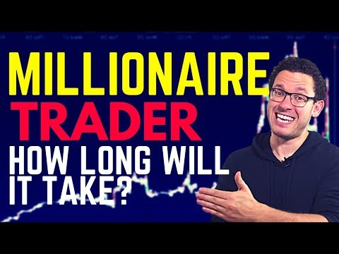 How Quickly Can I Become a Millionaire Trading Penny Stocks??