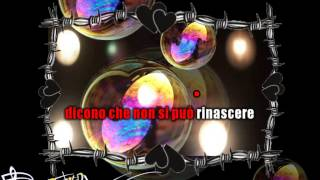 Alessandra Amoroso - Urlo e non mi senti (karaoke)