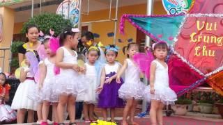 Cùng múa hát dưới trăng - Bé Ngọc Mai - trường MN Hoa Mai- Thái Nguyên