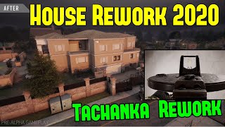 Download ALL * NEW * Year 5 & 6 Changes ( House Rework, Tachanka Rework, Smart Ping ) - Rainbow Six Siege Mp3 and Videos