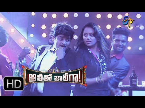 Comedian Ali Perfomance - Come to the Party - S/o Satyamurthy - Alitho Jollygaa - 6th October 2015