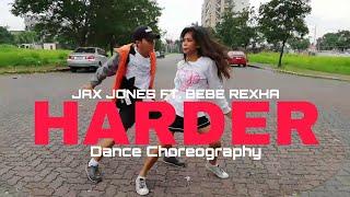 Harder Dance Choreography   DANCE in PUBLIC   Ru & Ake   Jax Jones ft. Bebe Rexha