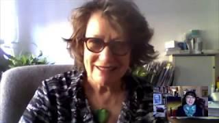 Margaret utilise Ekparolu! pour pratiquer son Espéranto