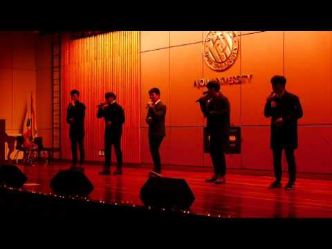 16  Boyz II Men   Thank you in advance By 아주대학교 흑인음악동아리 SouL