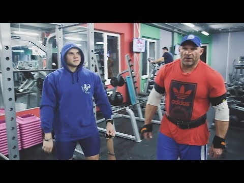 Дмитрий и Илья Голубочкины. Спорт начинается с семьи!