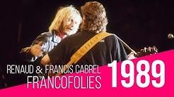 Renaud & Francis Cabrel - La Pêche à la Ligne - Live aux Francosfolies de La Rochelle - 1989