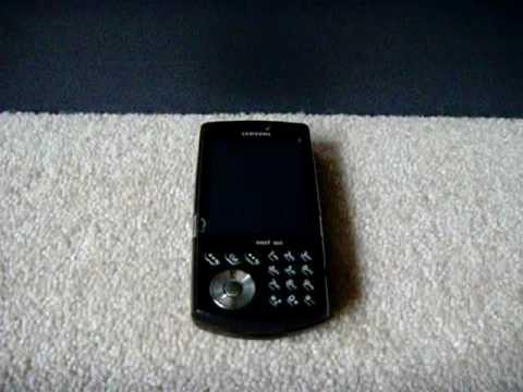 Look/Review Verizon Wireless Samsung SCH-I760 PDA/Smartphone