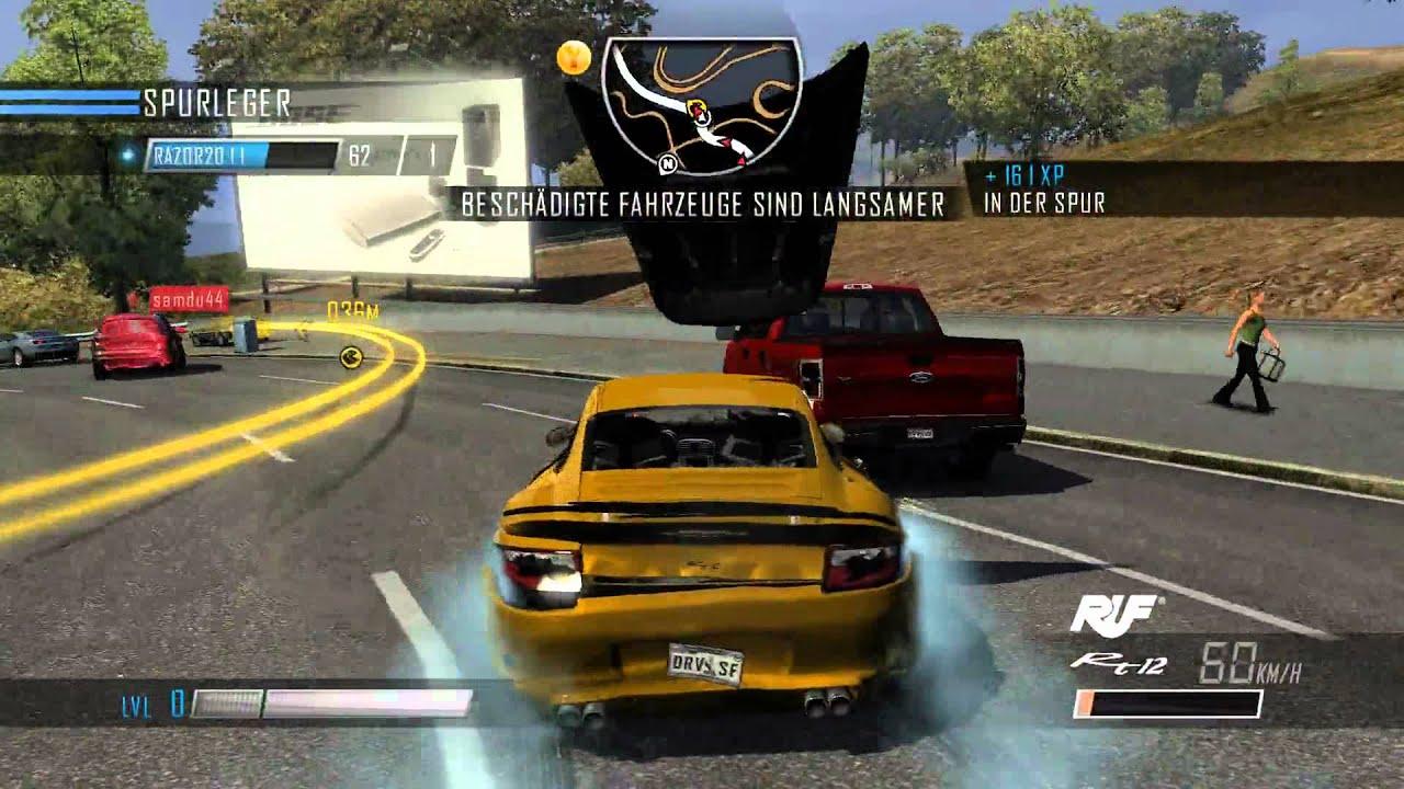 driver san francisco multiplayer gameplay pc youtube. Black Bedroom Furniture Sets. Home Design Ideas