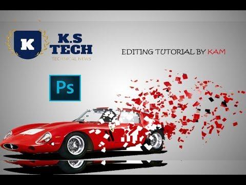 Photoshop editing tutorial in hindi/URDU