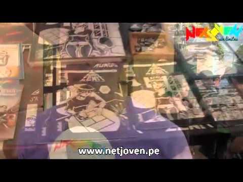 Presentacion Comic Walking Dead en Peru
