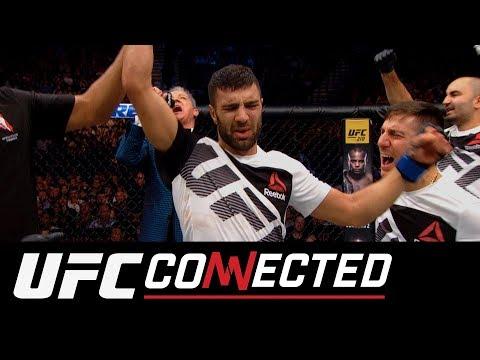 UFC Connected: Stefan Struve, Shogun Rua, Sodiq Yusuff, Suman Mokhtarian, Daniel and David Teymur