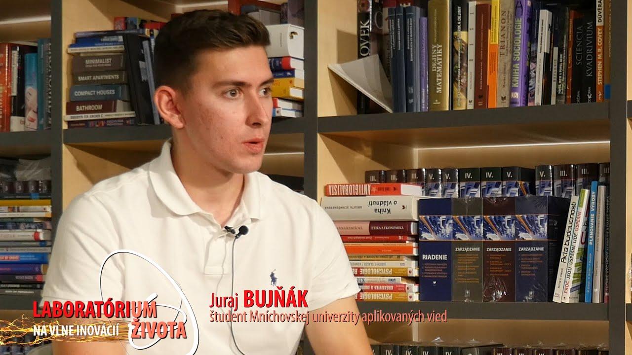 Laboratórium života: Juraj Bujňák