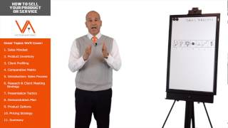 How to Sell Your Product or Service Series Intro - Online Sales Training Course