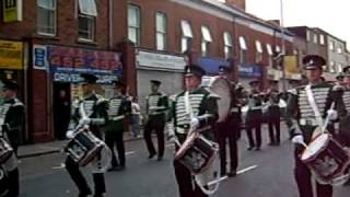 Ballymacarrett Defenders Melody Flute Band today!