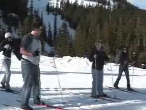 Explore Cross Country Skiing at White Pass