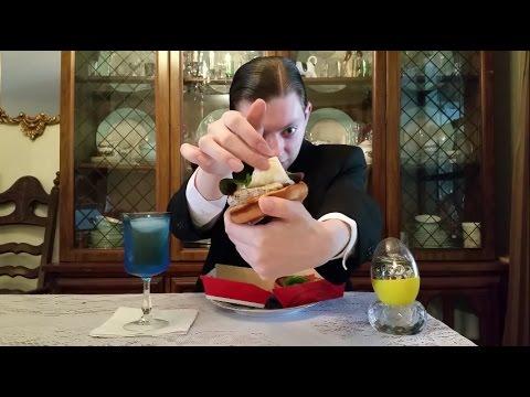 Wendy's Fresh Mozzarella Chicken Sandwich - Food Review