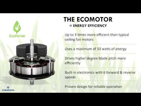 Emerson Eco Motor