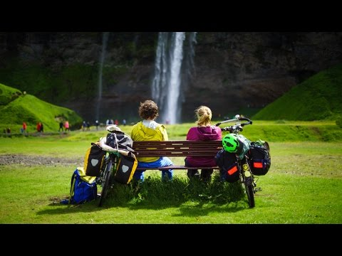 Our Iceland bike touing adventure