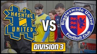HASHTAG UNITED VS BIGGLESWADE UNITED (feat. Guillem Balagué) - TOP ELEVEN DERBY!