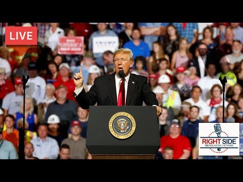 🔴WATCH LIVE: President Donald Trump Holds MAGA Rally in Wilkes-Barre, PA 8/2/18