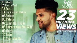 Best of Guru Randhawa | Guru Randhawa Jukebox | All Time Best of Guru Randhawa thumbnail