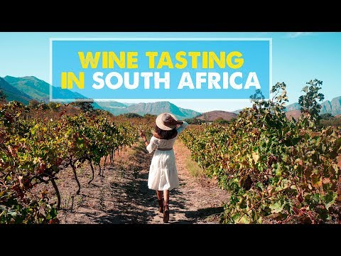 SOUTH AFRICA WINE TOURS: Stellenbosch & Franschhoek